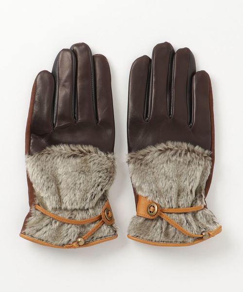 激安正規品 alfredoBANNISTERファーグローブ(手袋)|alfredoBANNISTER(アルフレッドバニスター)のファッション通販, Miz:289b7e31 --- kredo24.ru