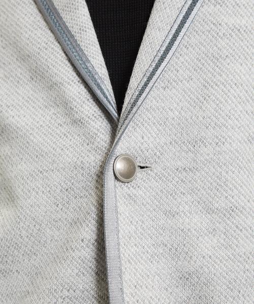 【セットアップ対応】サマーブレードアンコンノッチジャケット