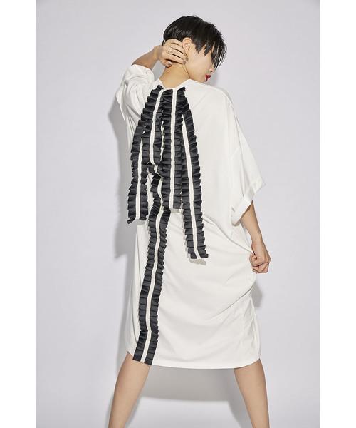 【有名人芸能人】 MM9 後ろリボンBIGカットTEE(ワンピース)|MM9(エムエムキュー)のファッション通販, オシカグン:75b59f06 --- tsuburaya.azurewebsites.net