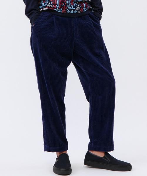 最新作 【セール】1タックコーデュロイワイドキャロットパンツ(パンツ)|VOGUISH(ヴォーギッシュ)のファッション通販, アジスチョウ:4fbd6999 --- steuergraefe.de