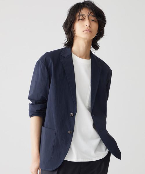安い購入 【STUDIOUS】フェザーナイロンステッチサマージャケット, RH家電SHOP 8bb8169a