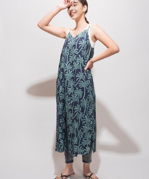 reyn spooner x ARC レインスプーナー アメリカンラグシー別注 / SUMMER DRESS サマードレス