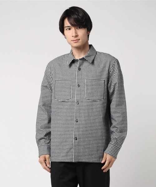 【メール便無料】 SURCHEMISE PEPPER 19AC, 五島糸店 9fb57dbd