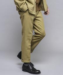 MR.OLIVE(ミスターオリーブ)のHEAVY COTTON KERSEY / WORKER'S SLACKS(スラックス)