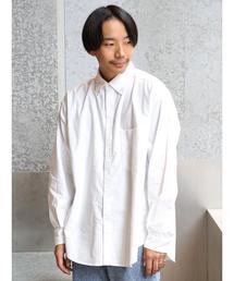 koe(コエ)のワイドオーガニックオックスシャツ(シャツ/ブラウス)