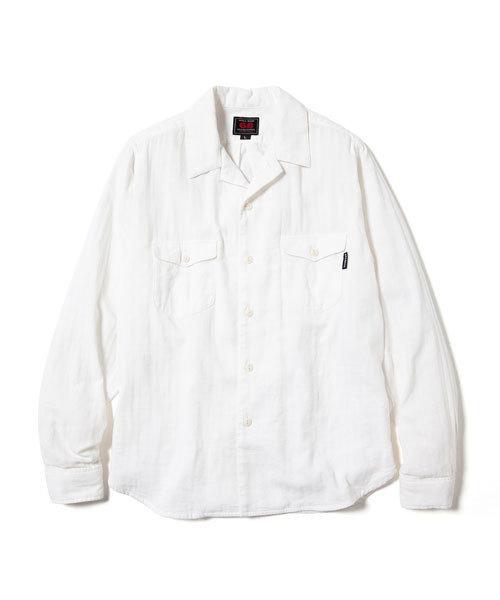 【送料無料(一部地域を除く)】 L/S Gauze Shirts(シャツ Gauze/ブラウス)|68&BROTHERS(シックスティエイトアンドブラザーズ)のファッション通販, ふかひれ海産気仙沼やまちょうこむ:6c35f585 --- skoda-tmn.ru