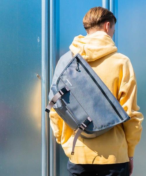 ADAM PATEK / 【REED】MESSENGER BAG ( AMPK-B044 )