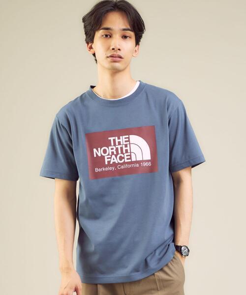 [ ザ ノースフェイス ] THE NORTH FACE カリフォルニア ロゴ Tシャツ