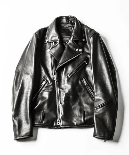 65%OFF【送料無料】 ラムワックスネイキッドレザー ダブルライダース(ライダースジャケット)|JACKROSE(ジャックローズ)のファッション通販, Newbag Wakamatsu:2ca165fb --- blog.buypower.ng