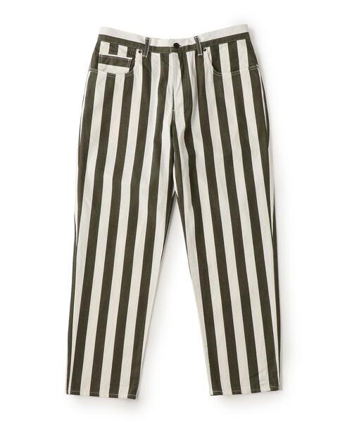 UNITED ARROWS & SONS(ユナイテッドアローズ&サンズ)DENIM STRIPE 5P PANTS