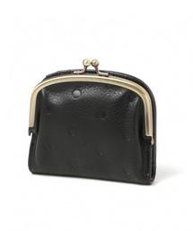 studio CLIP(スタディオクリップ)の型押しドットがま口財布(財布)
