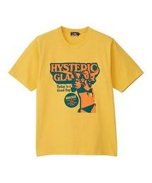 HG SHOCKER Tシャツイエロー