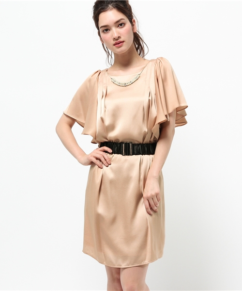 【メーカー直売】 【セール Doll/】ネックレス付3点セット フリルワンピース(ドレス) Luxe|Dorry セール,SALE,Dorry Doll(ドリードール)のファッション通販, 田舎館村:0cfd5d03 --- skoda-tmn.ru