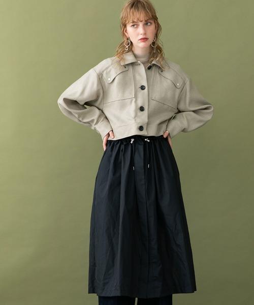 人気No.1 UNITED TOKYO2WAYオーガンジーコート(ブルゾン)|UNITED TOKYO(ユナイテッドトウキョウ)のファッション通販, トラウトアイランド:6e11ec7f --- tsuburaya.azurewebsites.net
