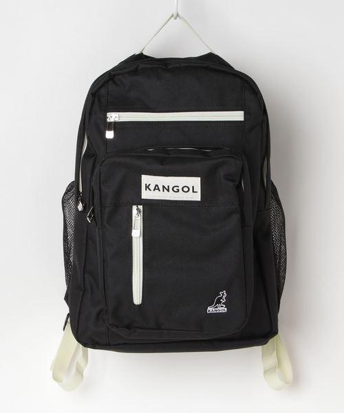 ∴【 KANGOL / カンゴール 】 バックパック リュック デイパック KGSA-BG00019 DYS・・