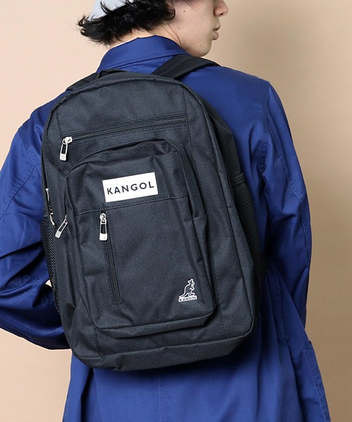 【 KANGOL / カンゴール 】 バックパック リュック デイパック KGSA-BG00019 DYS・・