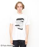 コラボレーションTシャツ/赤塚不二夫(おそ松くん/六つ子シェー)(Tシャツ/カットソー)