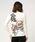 ANPANMAN KIDS COLLECTION(アンパンマンキッズコレクション)の「【アンパンマン】和風デザイン愛と勇気長袖Tシャツ おとな(Tシャツ/カットソー)」|オフホワイト