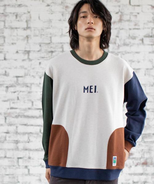 MEI(メイ)別注スウェットクルーネック