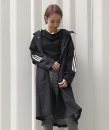 adidas(アディダス)の【adidas】ロングウィンドジャケット(ブルゾン)