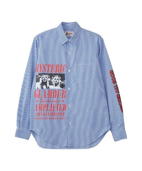 HG SOUND EXPERIENCE レギュラーカラーシャツ