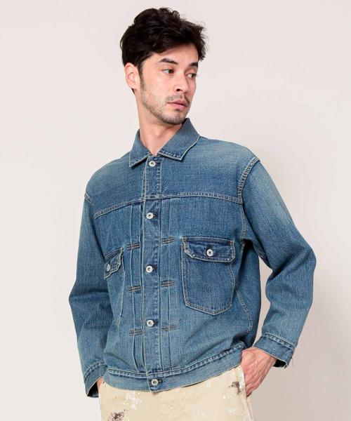 デニムジャケットセカンドモデル(ID202)