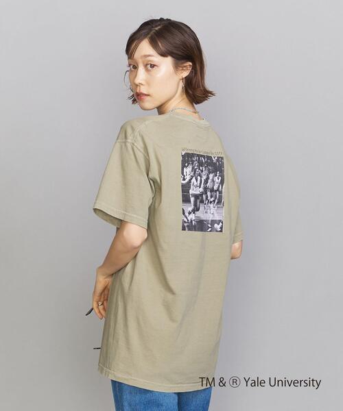 【別注】<YALE UNIVERSITY>プリントTシャツ