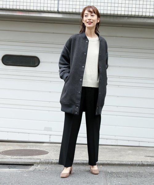 【撥水】メルトンバーシティジャケット / LAKOLE