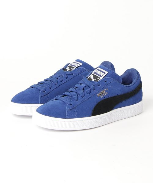PUMA プーマ SUEDE CLASSIC スウェード クラシック 365347 43S.BLUE/BK/WH
