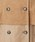GALLARDAGALANTE(ガリャルダガランテ)の「オーバーコンビトレンチコート【オンラインストア限定商品】(トレンチコート)」|詳細画像
