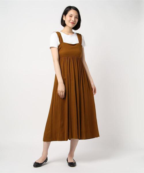 【即出荷】 【セール】DEMYLEE/デミリー eddie dress STORE/バックリボンワンピース(ワンピース) FREAK
