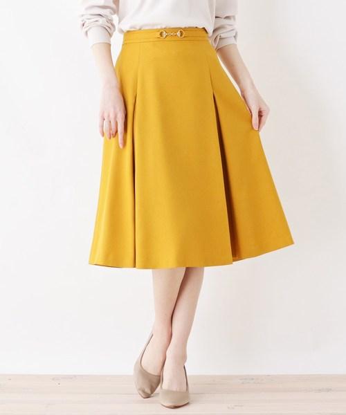 【大きいサイズあり·13号·15号】ビットボックス安心丈スカート