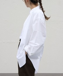 THE SHINZONE / シンゾーン オックスダディーシャツ OX DADDY SHIRTホワイト