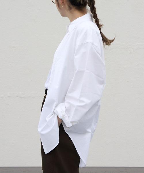 THE SHINZONE / シンゾーン オックスダディーシャツ OX DADDY SHIRT