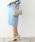 TITE IN THE STORE(ティテ インザ ストア)の「【結婚式 ワンピース/ドレス/二次会】フロントV開きハイネックドルマンスリーブワンピース(ワンピース)」 詳細画像