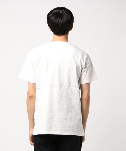【BURNER SELECT】ジップアップポケットTシャツ(クマ)