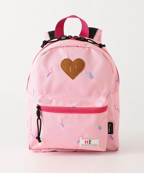 〔別注〕MEI(メイ)デイパック Sサイズ/ピンク コスメ