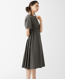 47f2b6295b5b2 KATHARINE HAMNETT ladies(キャサリンハムネット レディース)の「LAYERED ONE PIECE (WOMENS