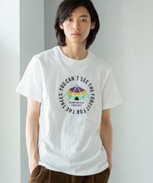 サマープリントTシャツ