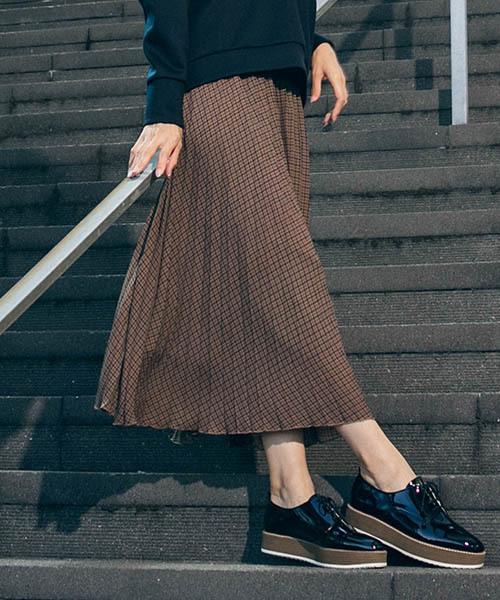 開店祝い 【セール】パイソン・ガンクラ プリーツスカート(スカート) ONLINE|LAUTREAMONT(ロートレアモン)のファッション通販, ポップアップカード屋さん:b0d508b8 --- blog.buypower.ng