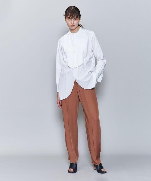 <6(ROKU)>NEW DRESS SHIRT/シャツ