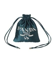 PANDA MANIA DRAWSTRINGS バッグ