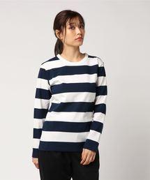 agnes b.(アニエスベー)のJ019 TS ボーダーTシャツ(Tシャツ/カットソー)