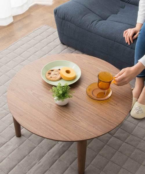 小ぶりのテーブル 円形 Sサイズ