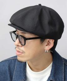 Mr.COVER(ミスターカバー)の【 Mr.COVER / ミスターカバー 】 日本製 キャスベレー / キャスケット ベレー帽 2WAY仕様(キャスケット)
