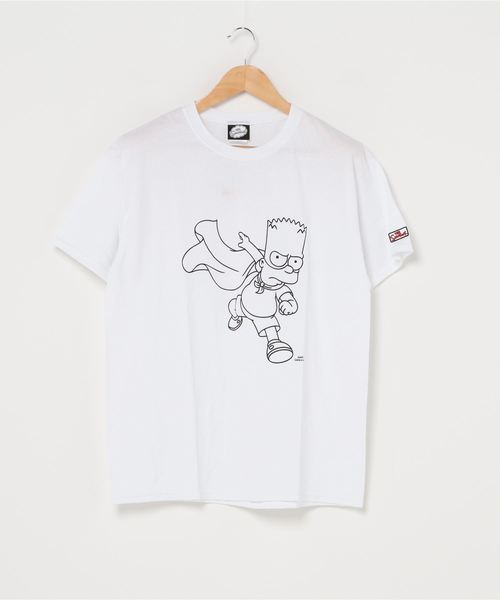 【 The Simpsons /  シンプソンズ 】Tシャツ BARTMAN バートマン