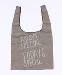 TODAY'S SPECIAL(トゥデイズスペシャル)の「限定マルシェバッグ/ Marche Bag(エコバッグ)」