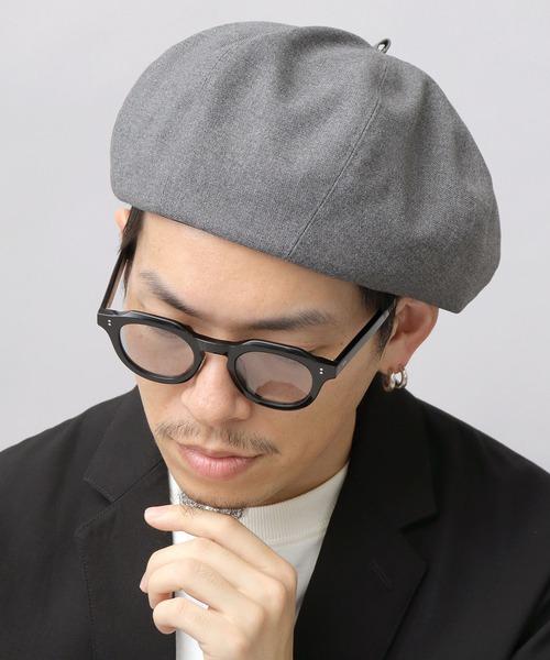 【 Mr.COVER / ミスターカバー 】 日本製 ボリューム ベレー帽