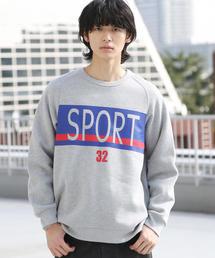 SUNNY SPORTS(サニースポーツ)別注裏毛クルーネックスウェット