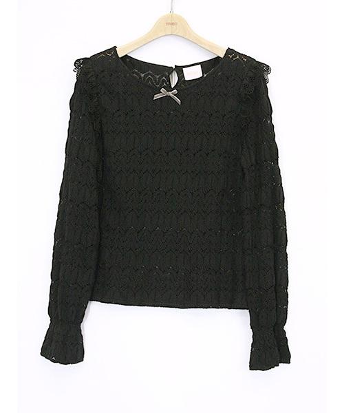 美しい 【セール】バルファスレースブラウス(シャツ/ブラウス)|PINKHOUSE CHELSEA(ピンクハウスチェルシー)のファッション通販, s-select:a627eedd --- skoda-tmn.ru
